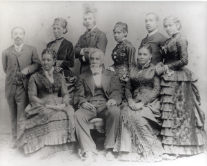 """Downing Family Photo,"" ColoredConventions.org"